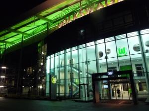 Der Traumwandler in der VW Arena