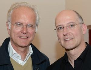 Der Zauberer aus Düsseldorf mit Harald Schmidt